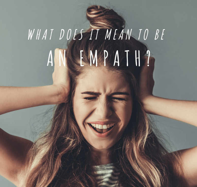 What does it mean to be an empath? VegetablyAware blog